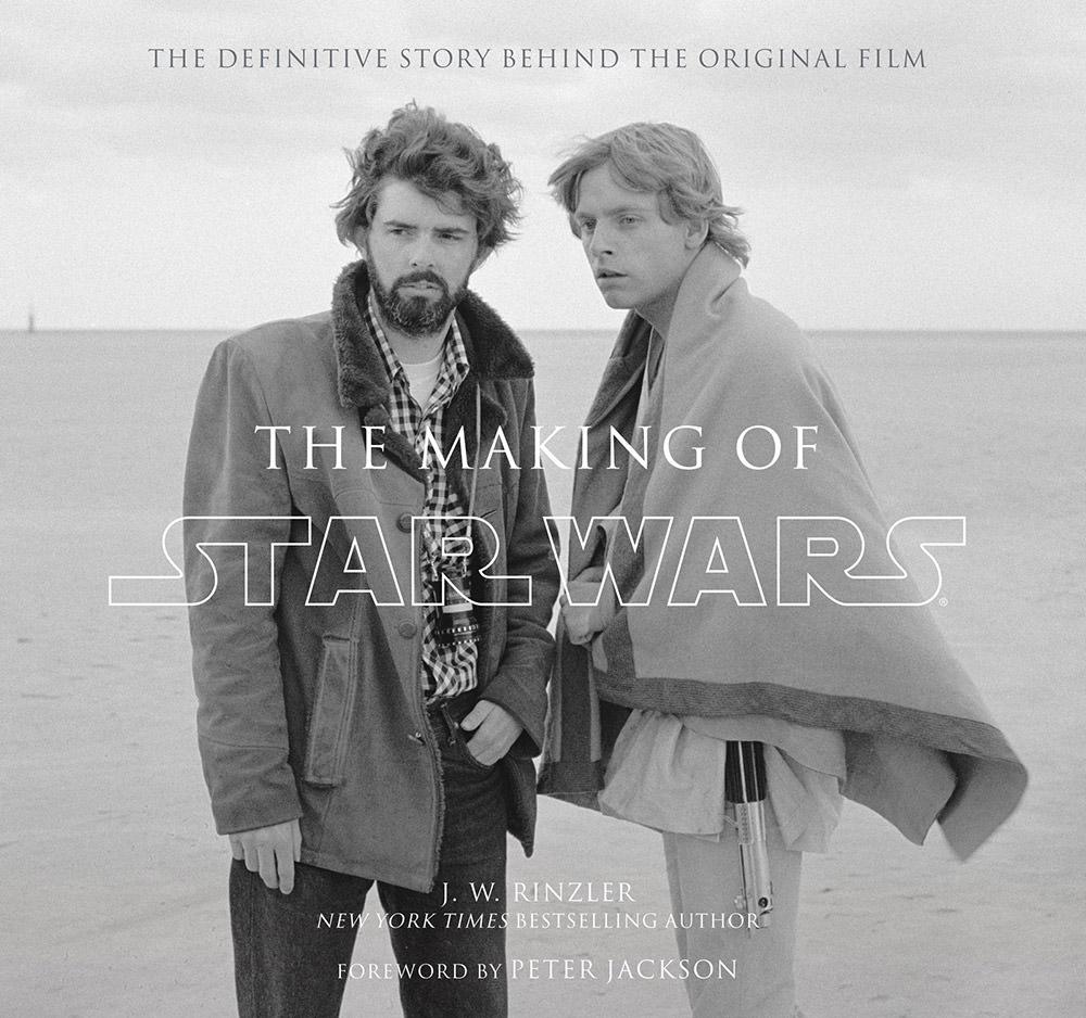 Making of Star Wars Book