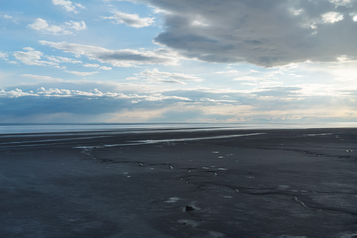 Mud Flats Anchorage