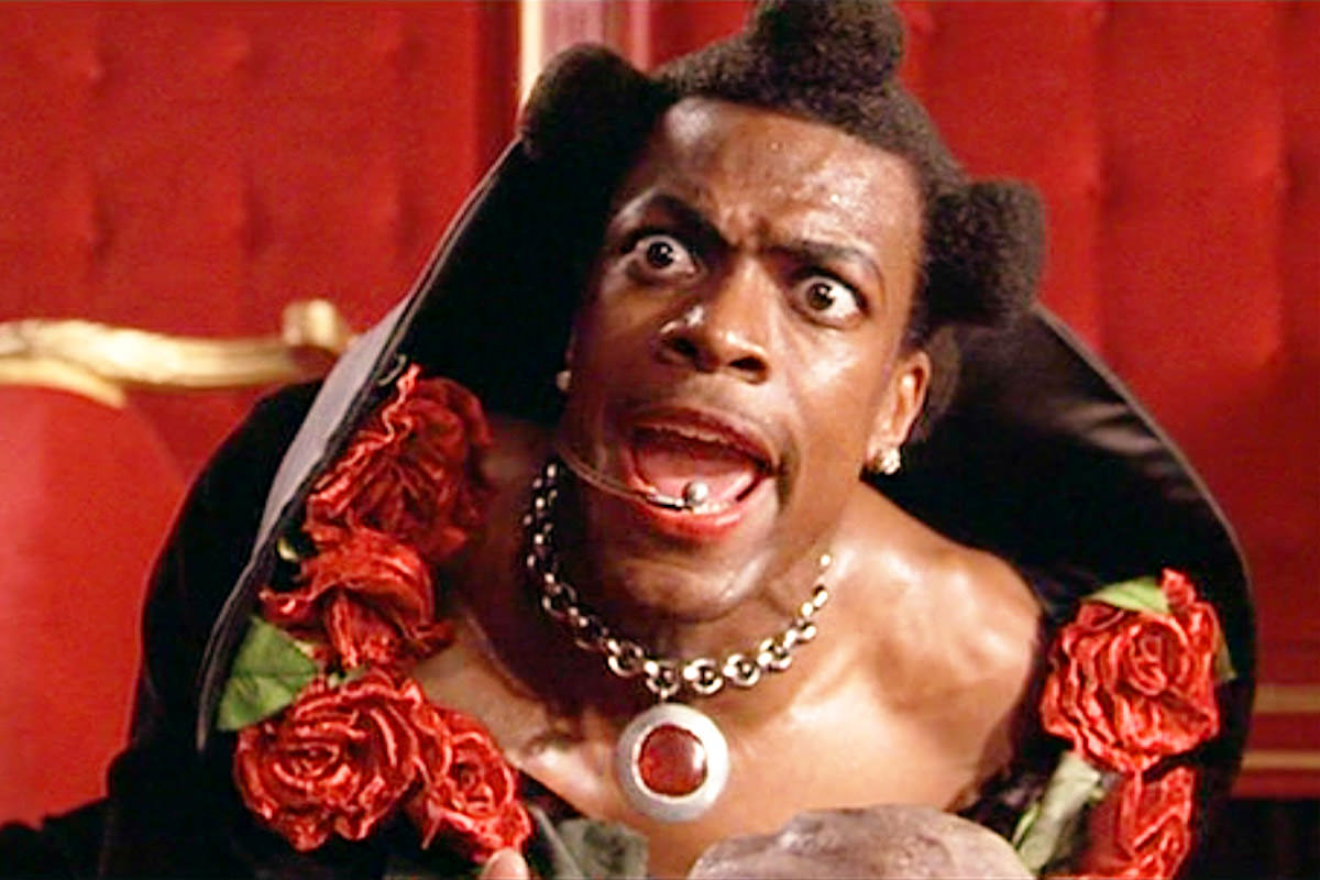The Fifth Element Ruby Rhod!
