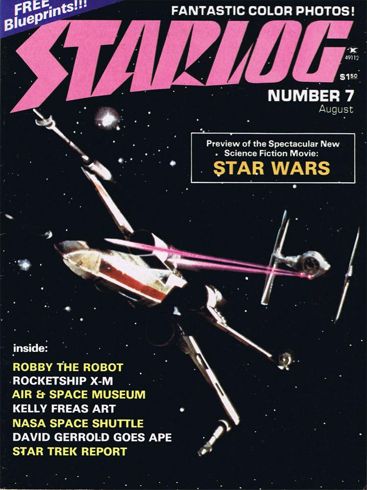 Starlog No. 7