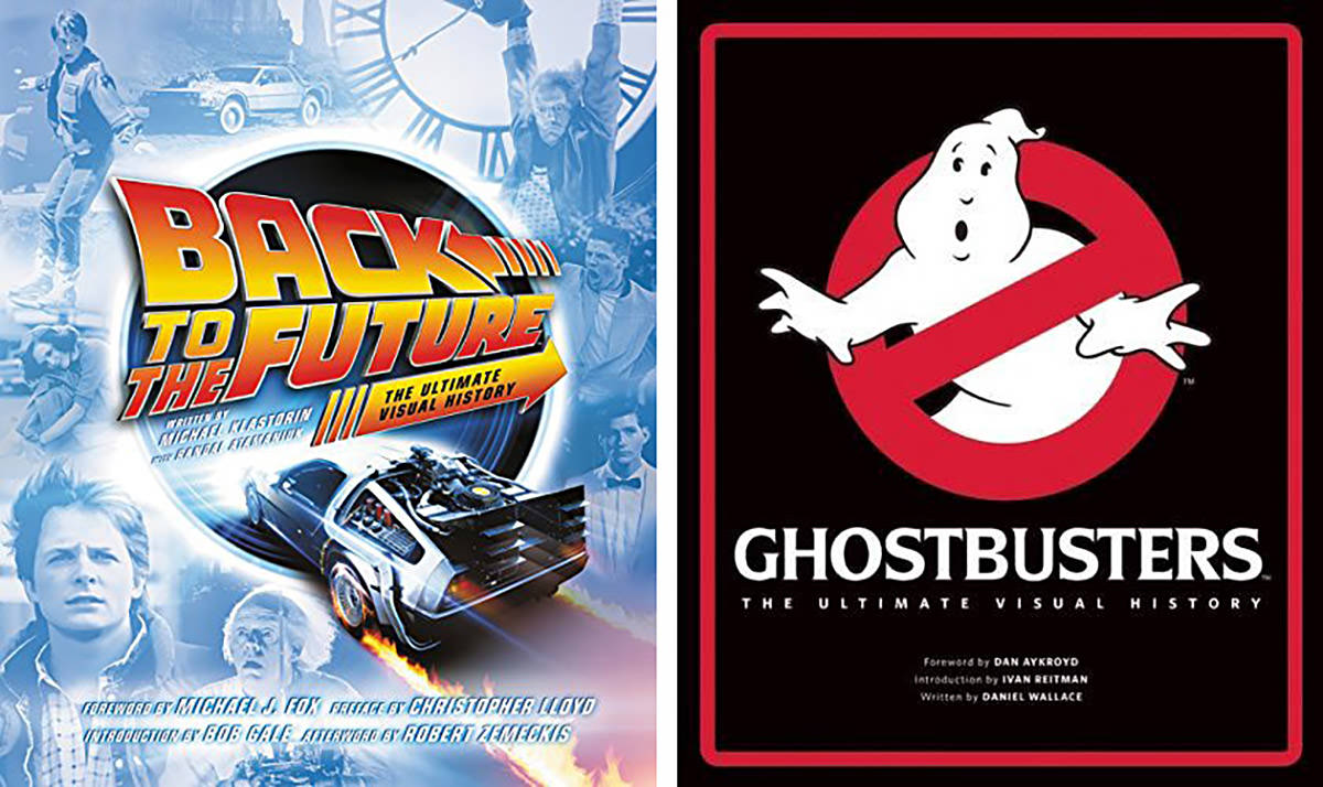 Ultimate Visual Guide Back to the Future and Ghostbusters