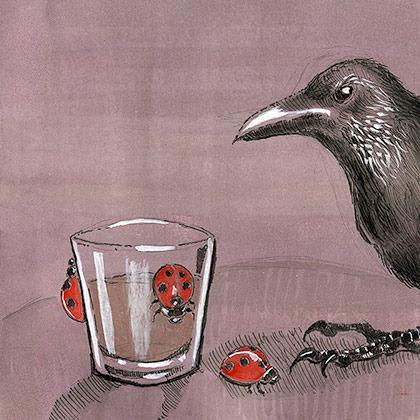 Thrice Fiction Magazine No. 15 Artwork