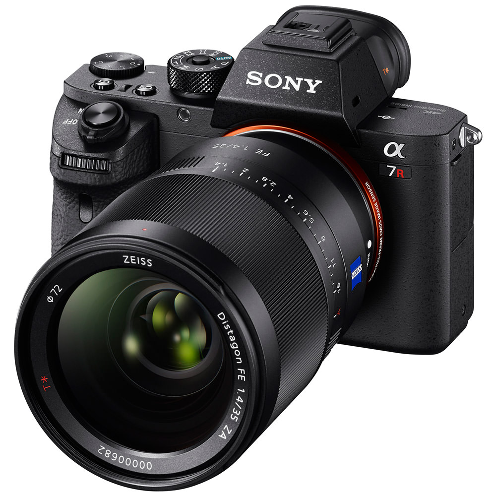 Sony a7R Mark II