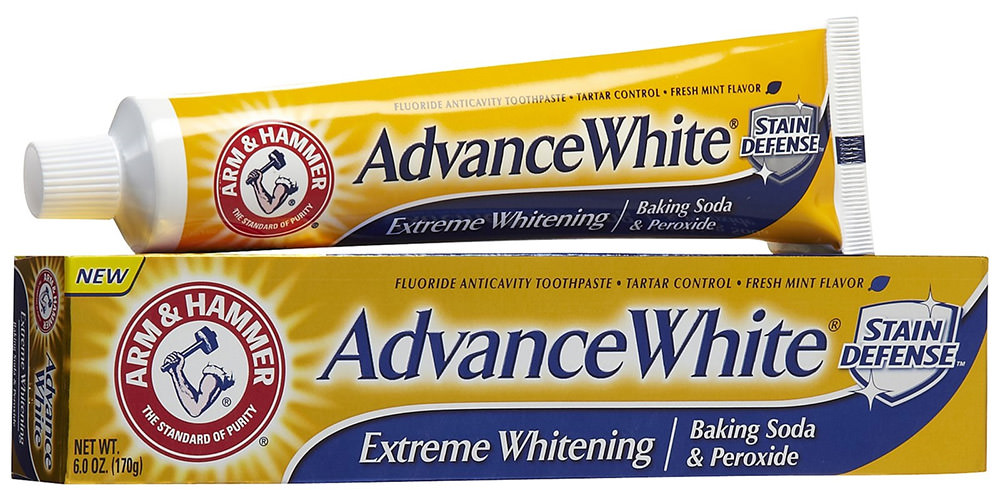 Arm & Hammer Advance White