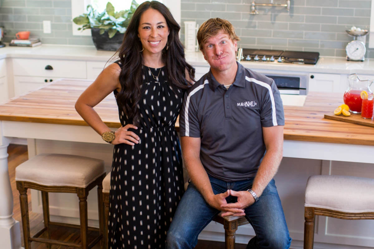Fixer Upper.