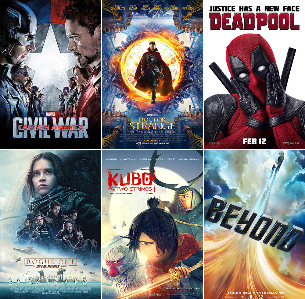 Best Movies 2015 Part 1