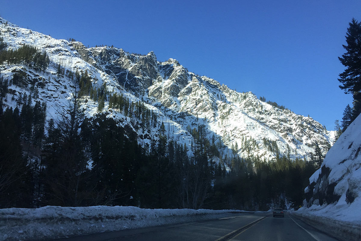 Mountain Pass Drive