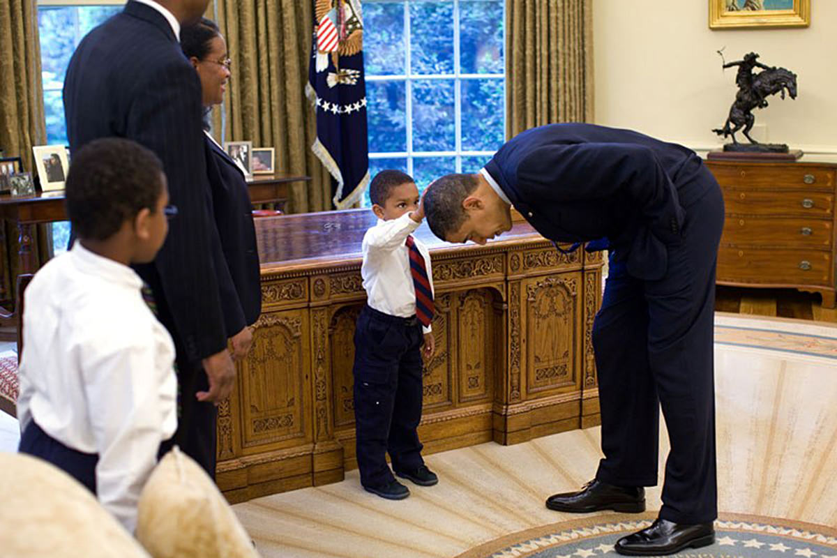 President Obama Photo by Pete Souza