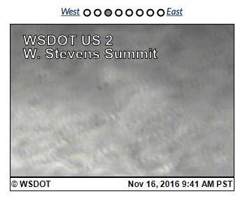 Stevens Pass Mountain Camera.