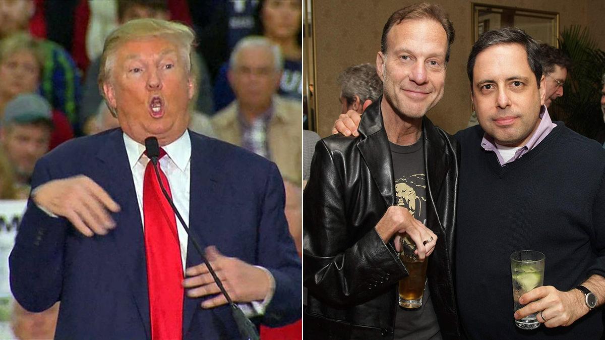 Trump Mocks Disabled Reporter