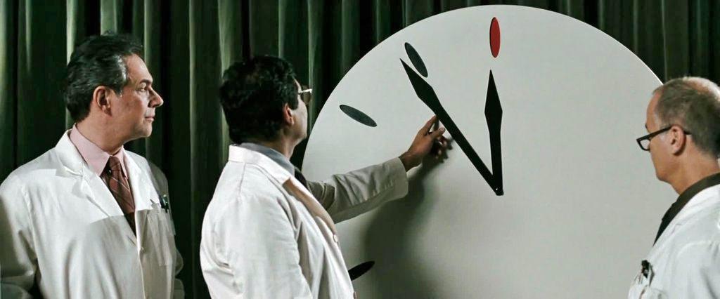 Watchmen Five Minutes to Midnight