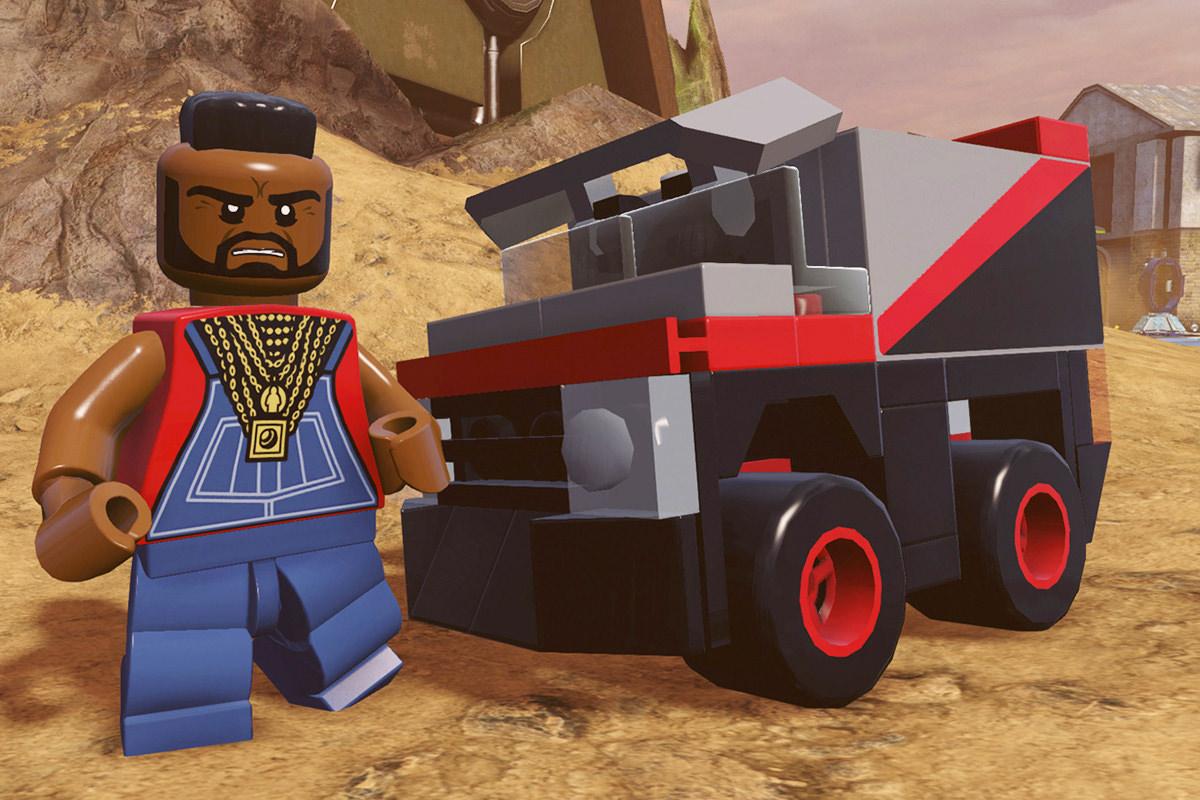 LEGO Dimensions A-Team!