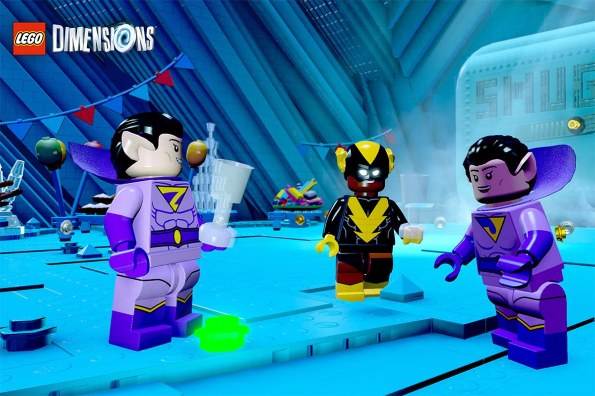 LEGO Dimensions Super Friends