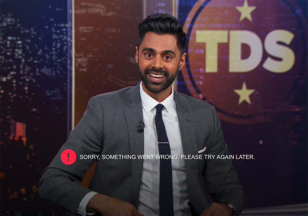 Hasan Minhaj Something Is Wrong