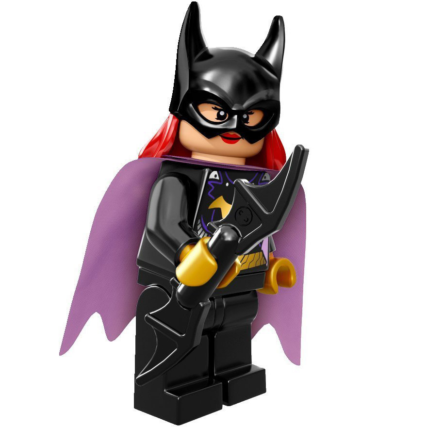 It's BatGirl!