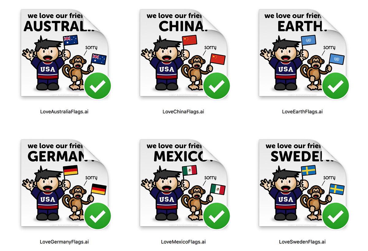 We Love the World!