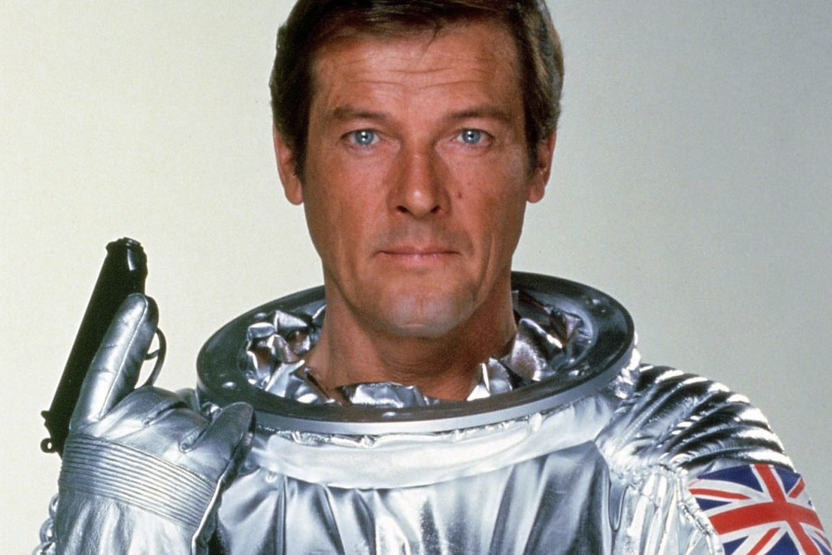 James Bond Returns in MOONRAKER!