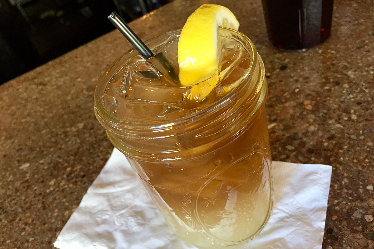 Long Island Ice Tea!