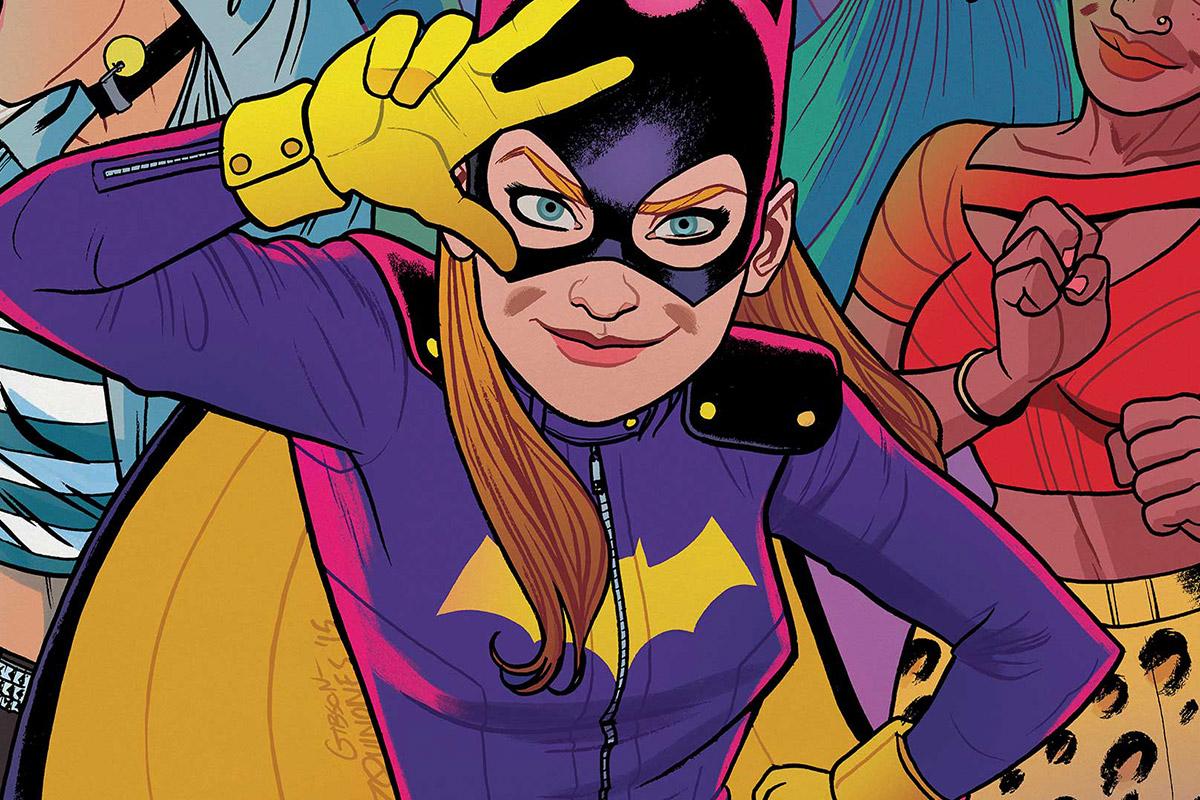 It's BatGirl!