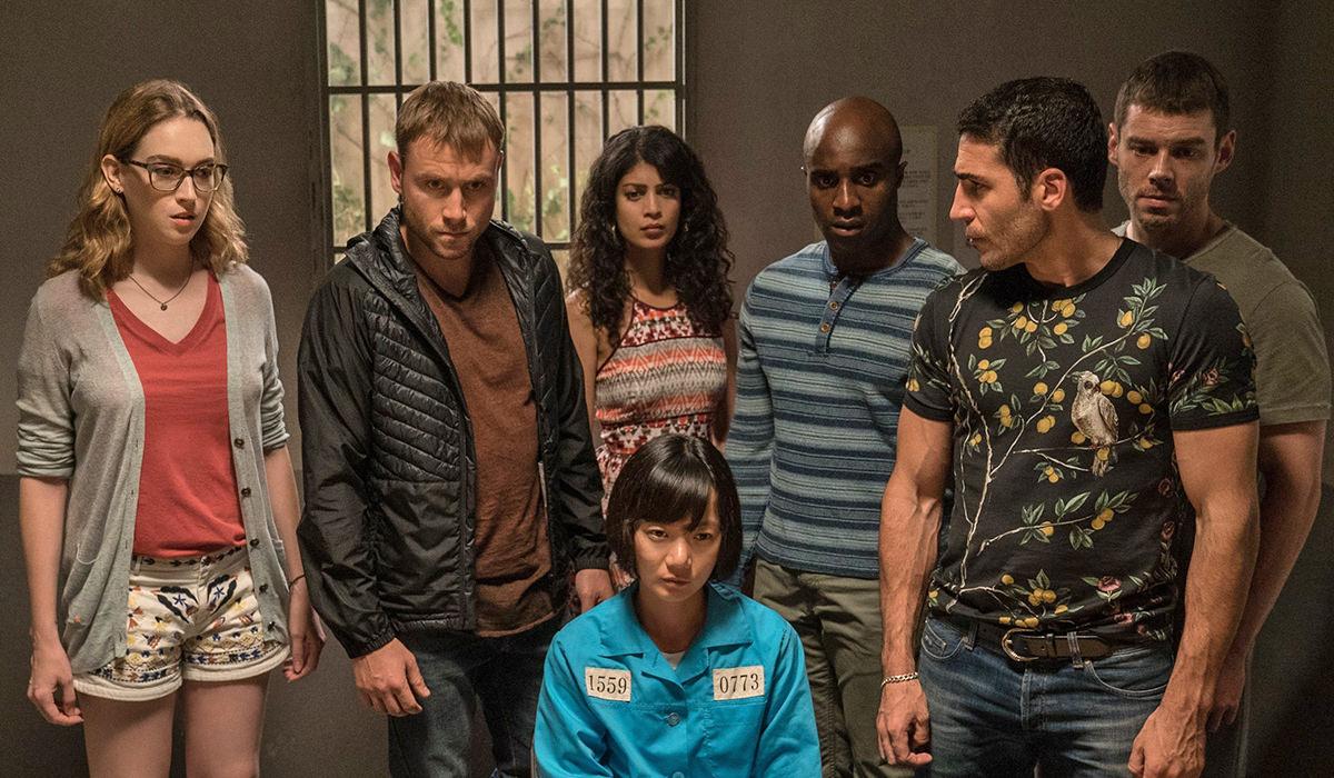 Sense8 Cast!