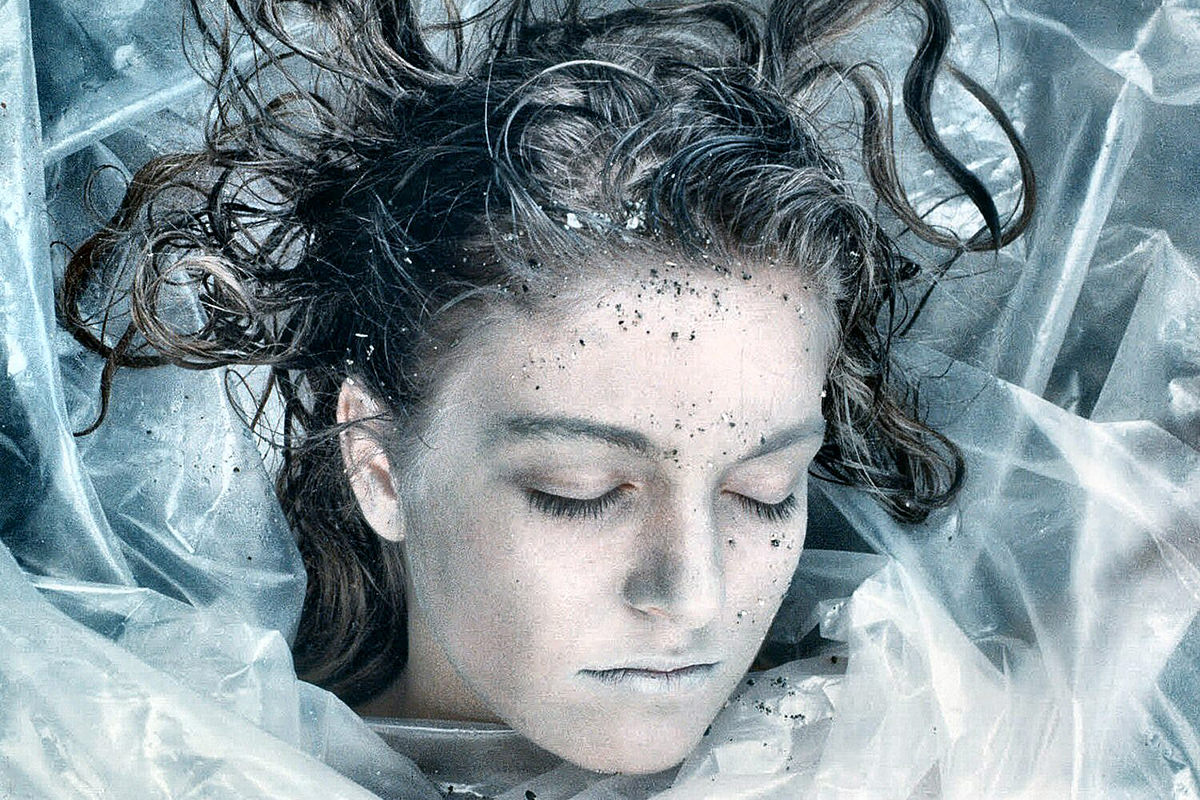 Laura Palmer... She's Dead, Wrapped in Plastic!