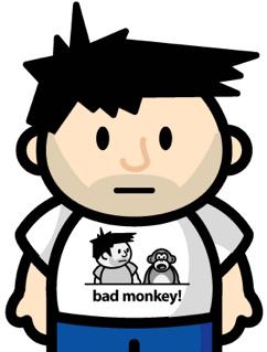 Dave Monkey T