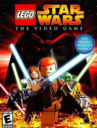 Lego Star Wars Box
