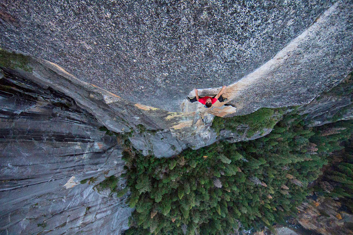 Alex Honnold National Geographic