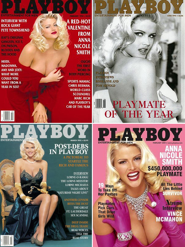 Playboy Anna Nicole Smith