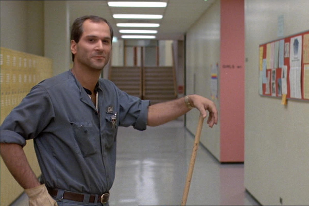 Carl the Janitor!