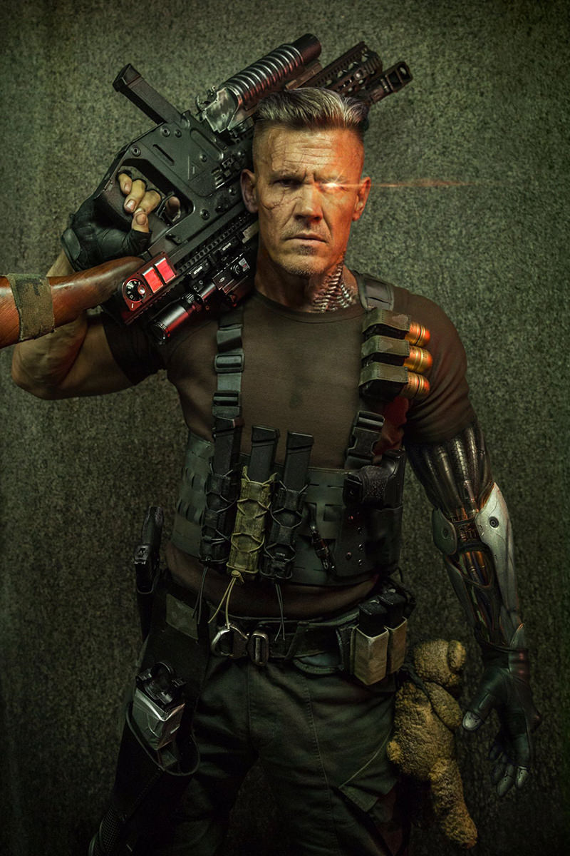 Deadpool's Cable!