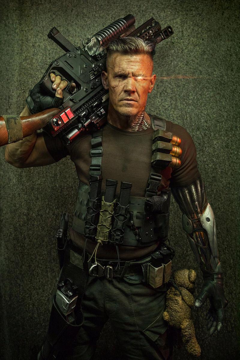 Deadpool's Cable!