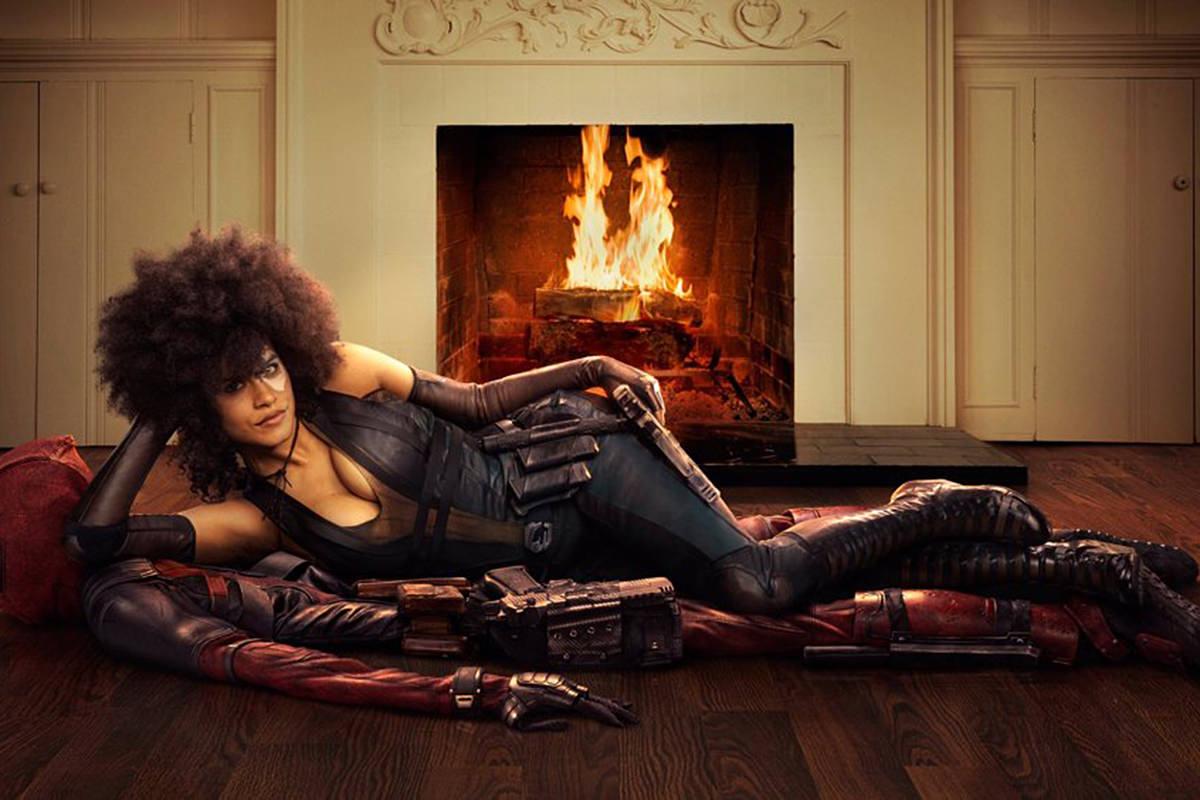 Deadpool's Domino!