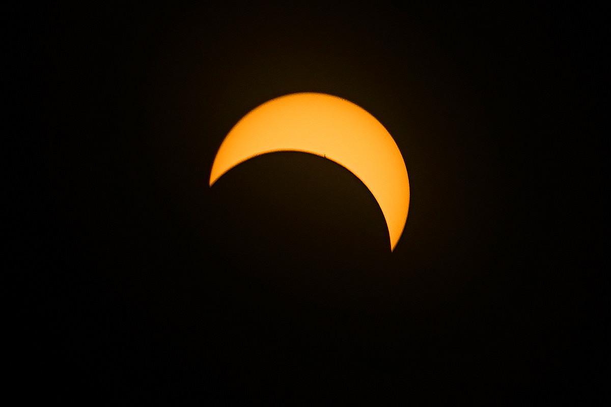 Total Eclipse. Still!