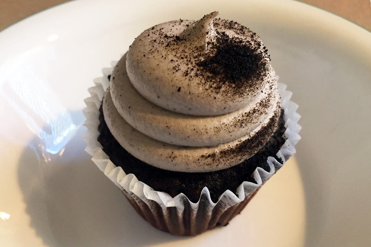 Total Eclipse of my Cupcake!