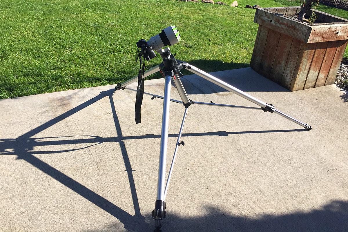 Total Eclipse Camera!