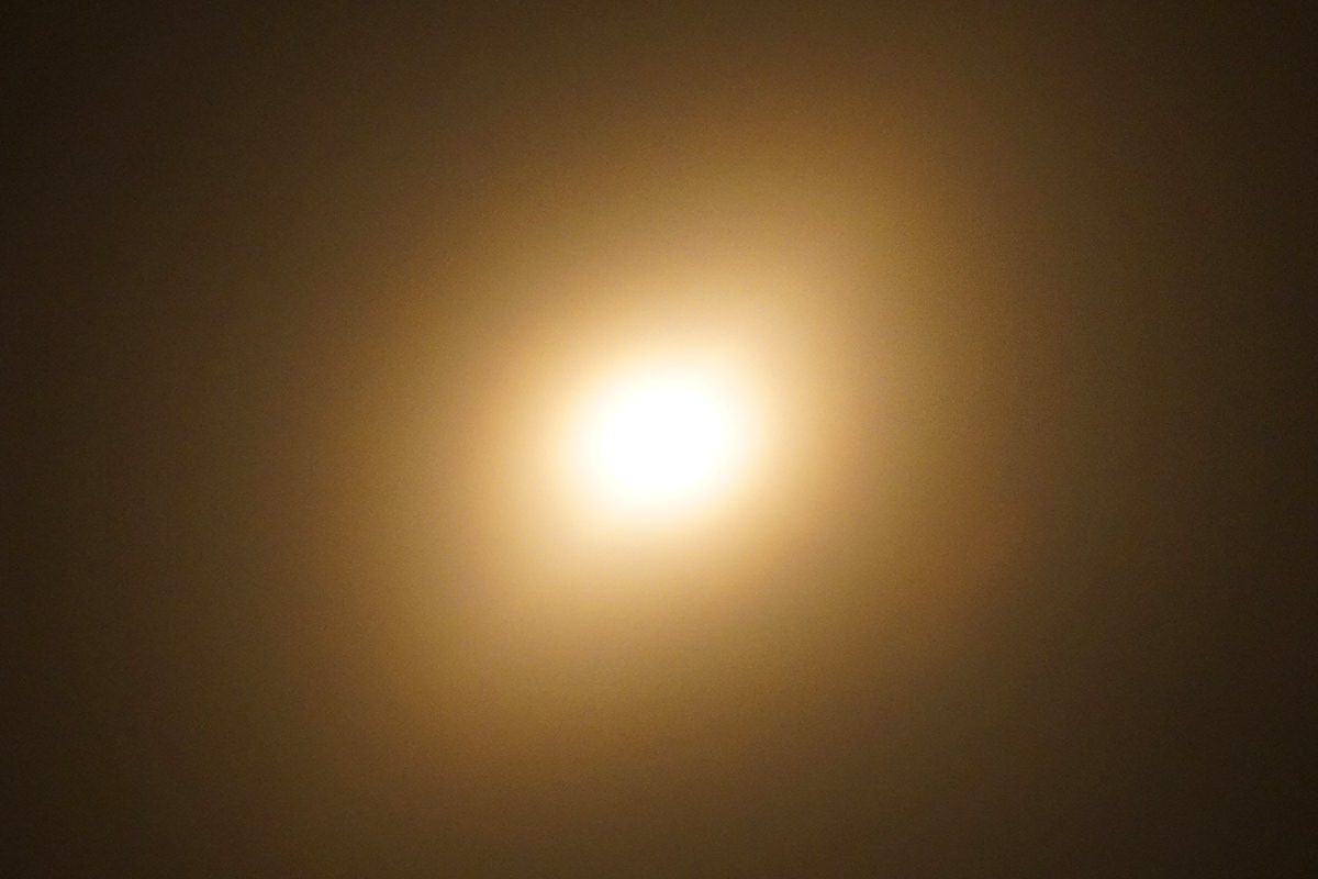 Total Eclipse Uneclipsed Sun Shot!