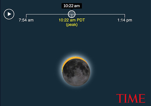 Total Eclipse Mapper at TIME!