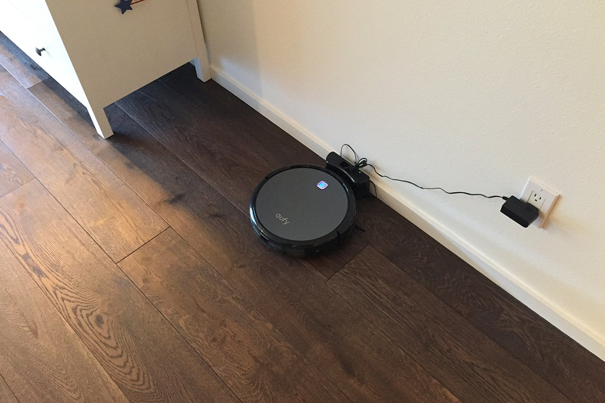 Eufy RoboVac 11 Charging Base!