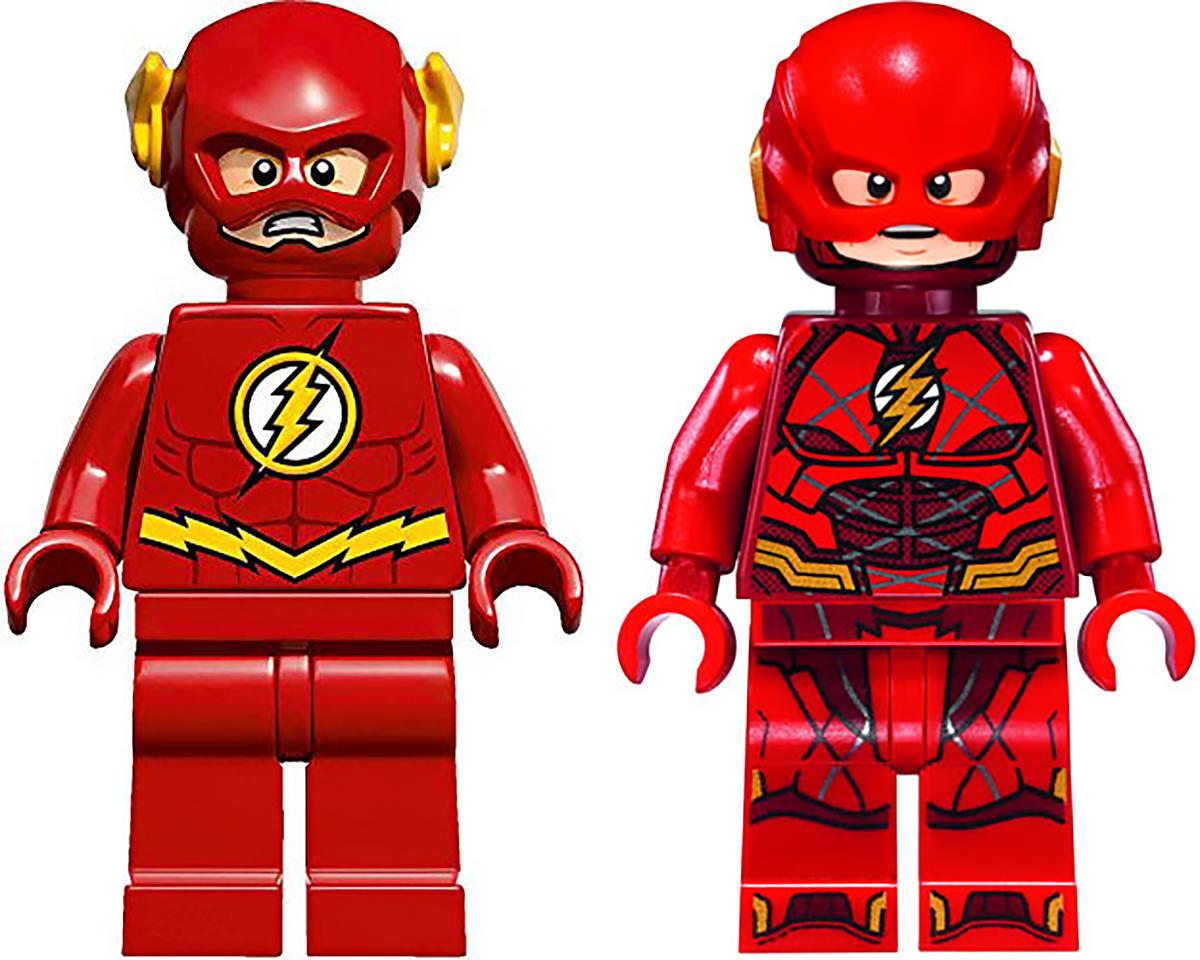 LEGO Flash Minifigs!