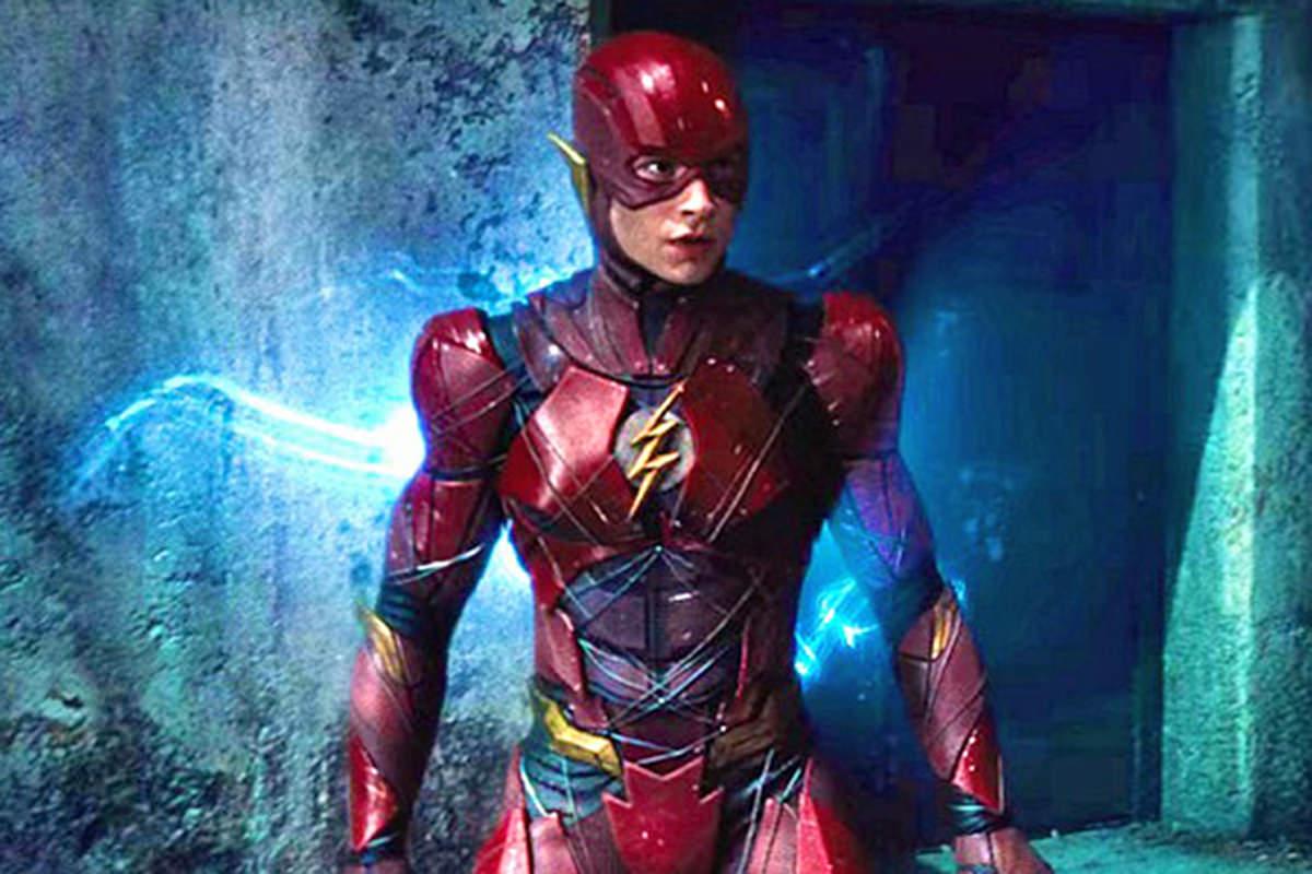 Zack Snyder Flash Movie Abortion!