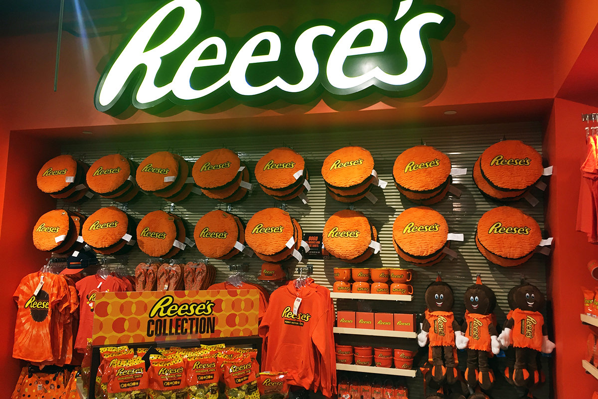 Hershey's World, Las Vegas