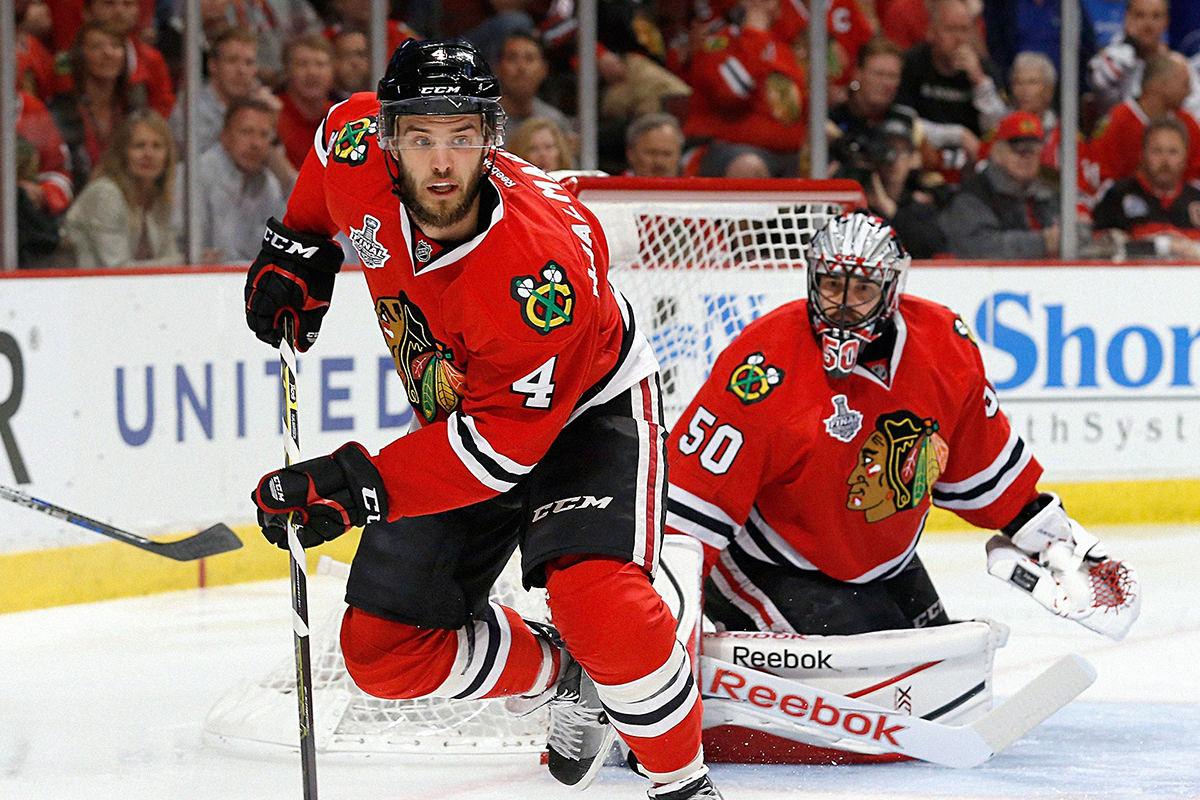 Niklas Hjalmarsson via Getty Images
