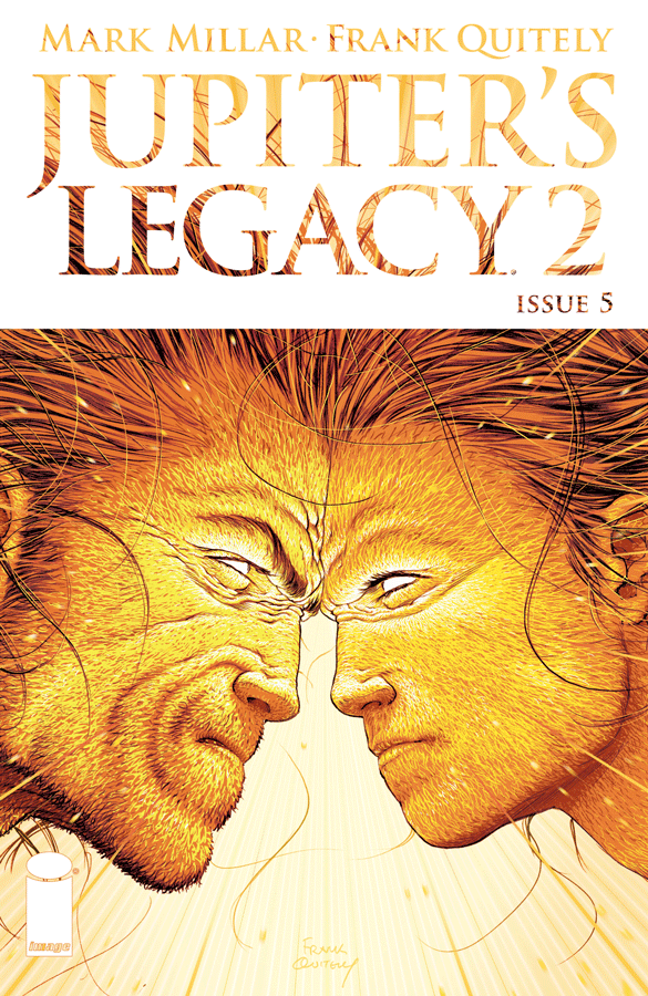 Jupiter's Legacy Vol. 2 No. 5