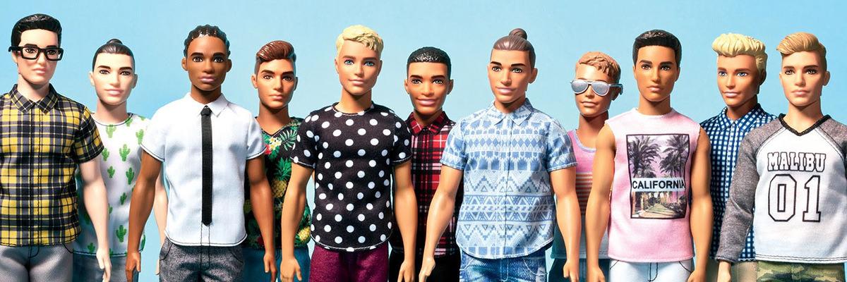 Matel Barbie Kens