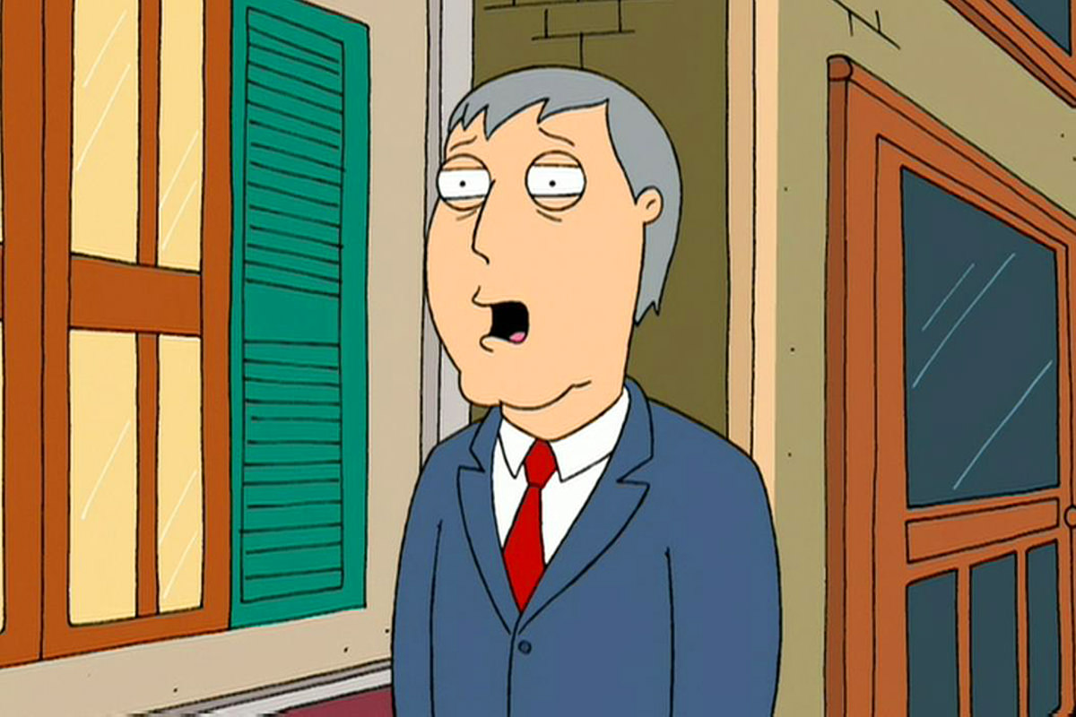 The Family Guy Mayor Adam West