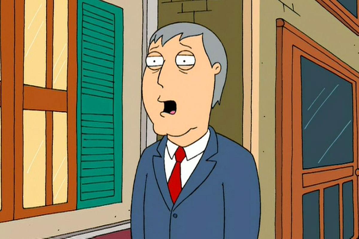 The Family Guy Mayor Adam West