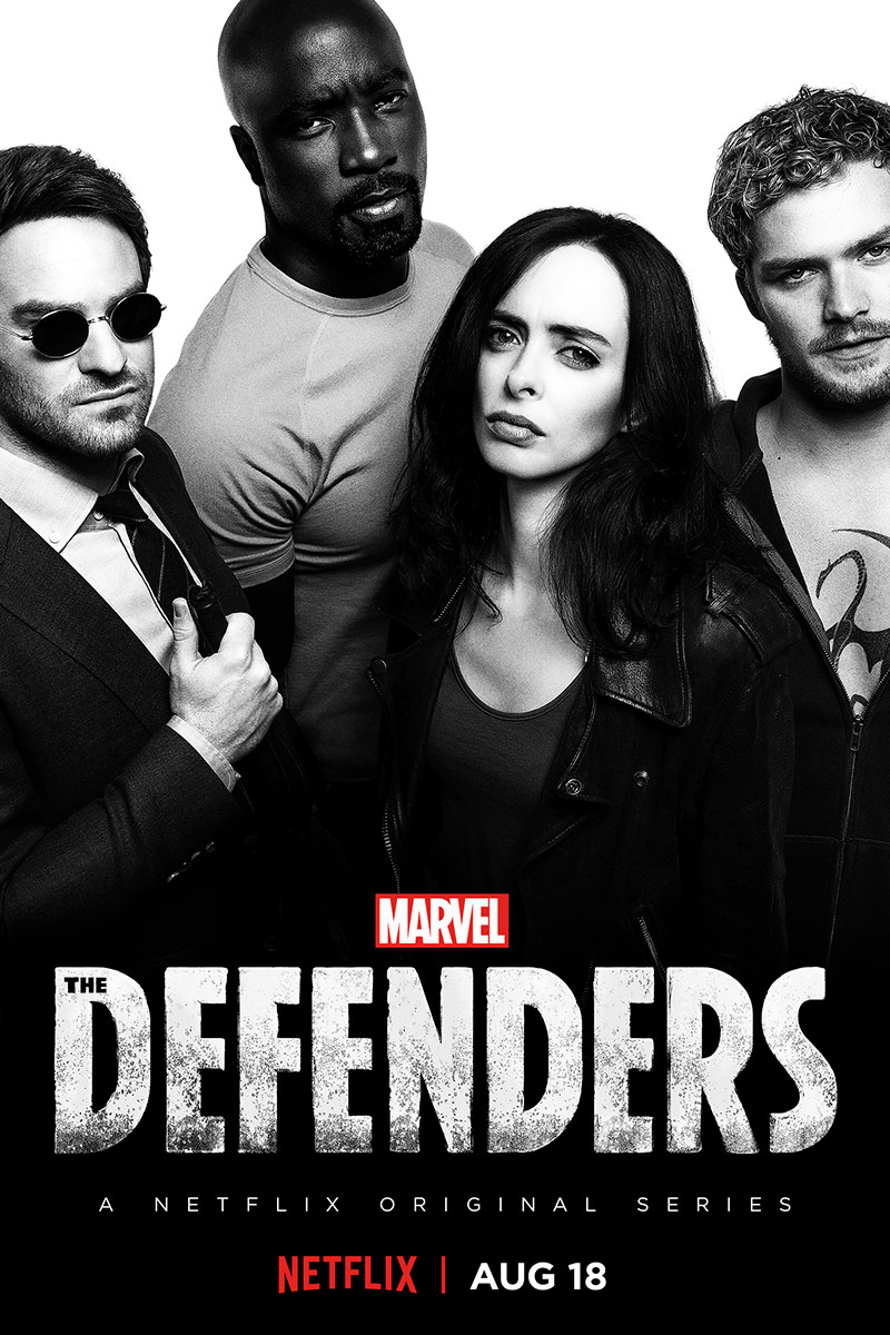 Netflix Presents The Defenders