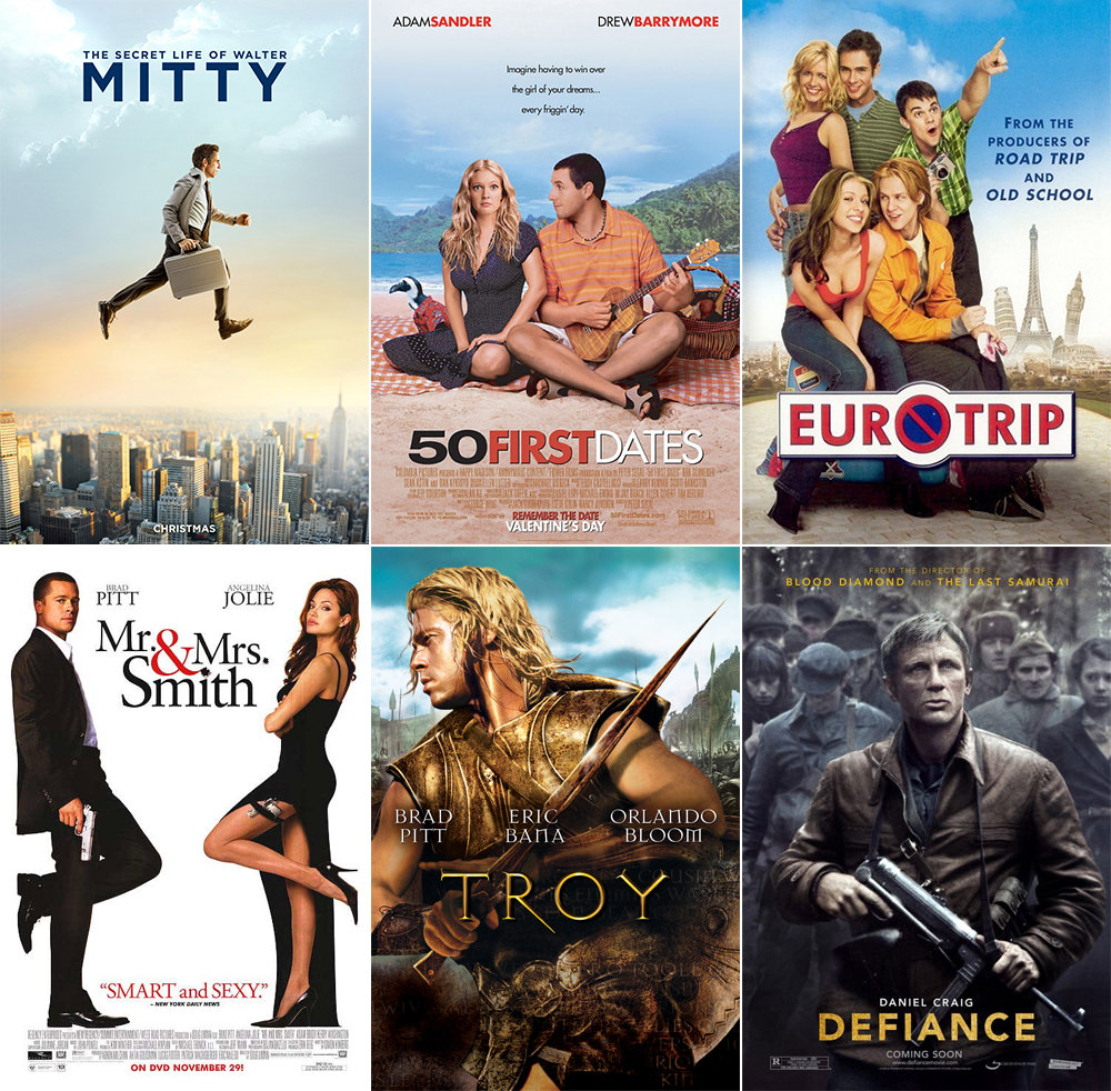 Rotten Movies 2017 List
