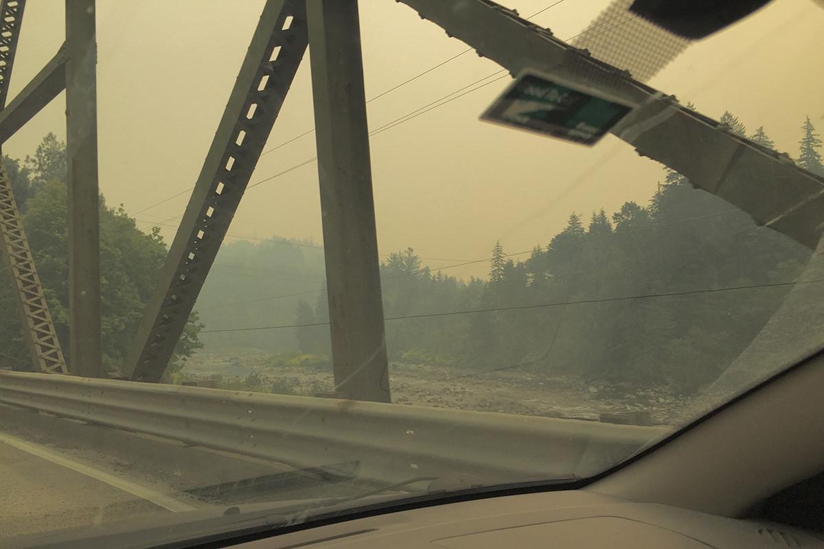 Smokey Drive Home